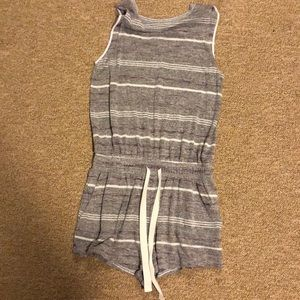 Wilfred lounging romper